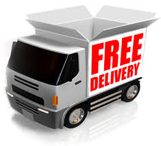 free delivery truck image